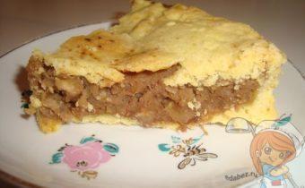 яблочный пирог по-гречески