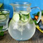 Вода сасси для похуденя