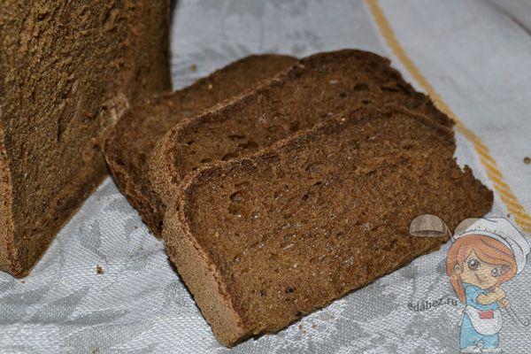 Бородинский хлеб на живой закваске без дрожжей — неповторимый аромат домашнего полезного хлеба!
