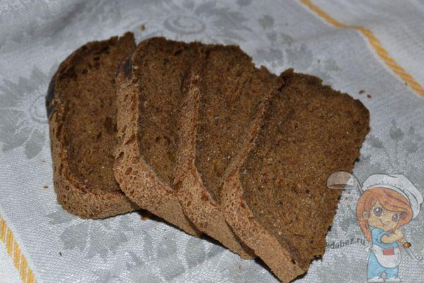 рецепт бородинского хлеба в хлебопечке