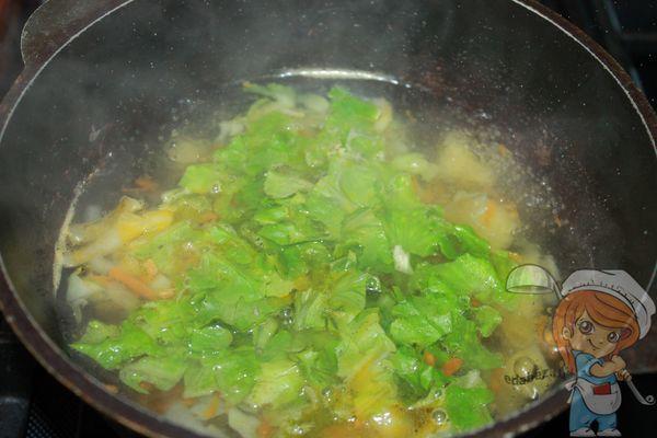 Добавляем в суп