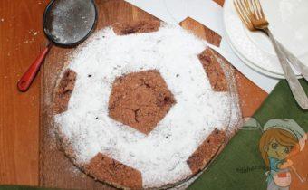 Футбольный пирог
