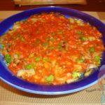 Салат шакшука