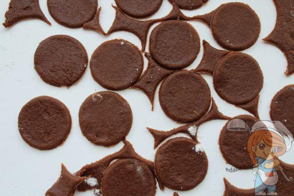 Заготовки печенья