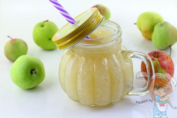 Простой рецепт яблочного кваса в домашних условиях
