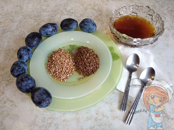 продукты для приготовления гречневой каши