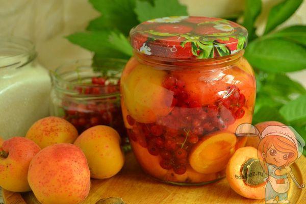 абрикосы в сиропе на зиму