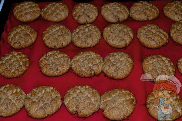 пряное печенье рецепт с фото