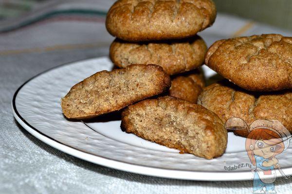 Как испечь пряное печенье