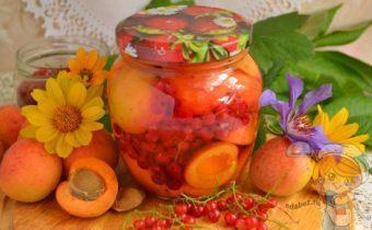 абрикосы в сахарном сиропе на зиму