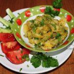 тушеные овощи - диетический рецепт