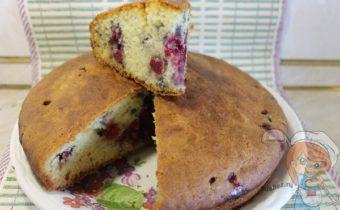 сладкий пирог без яиц