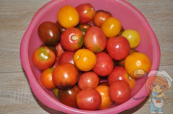 помидоры для консервации