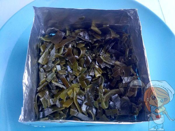 Слой водорослей