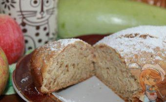 Пирог из кабачков