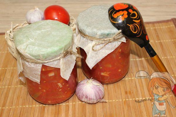 как приготовить вкусный перец в томате