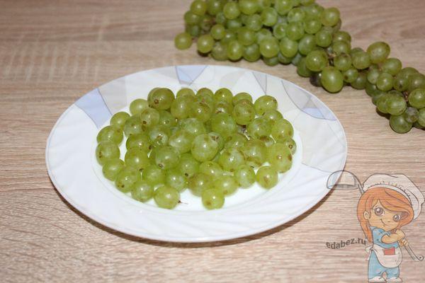 разбираем грозди по ягодкам