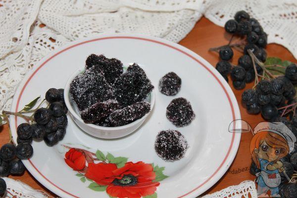 мармелад из черноплодной рябины в домашних условиях