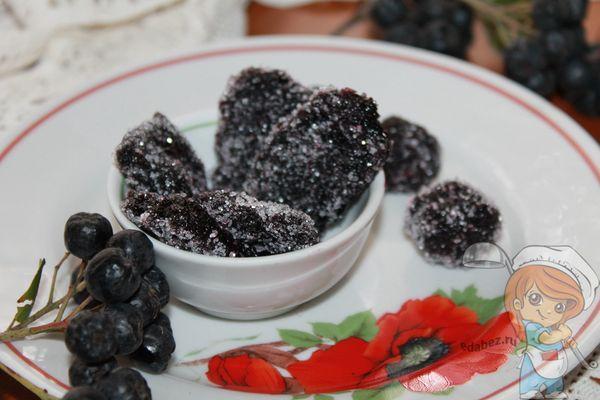 Мармелад из рябины черноплодной рецепт