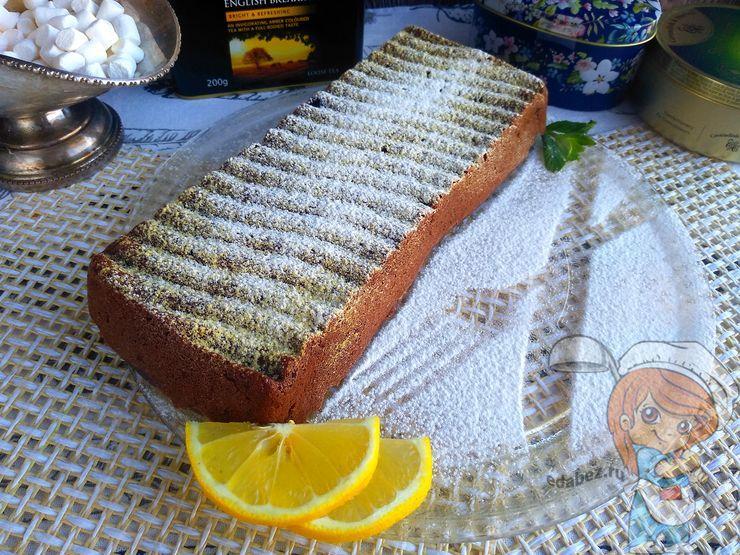 Тыквенный кекс -рецепт с фото пошагово