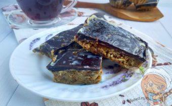 шоколадная халва пп рецепт с фото