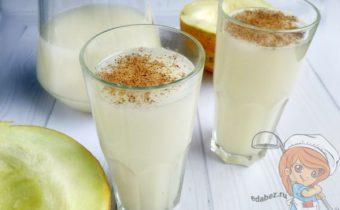Дынное молоко из семечек польза