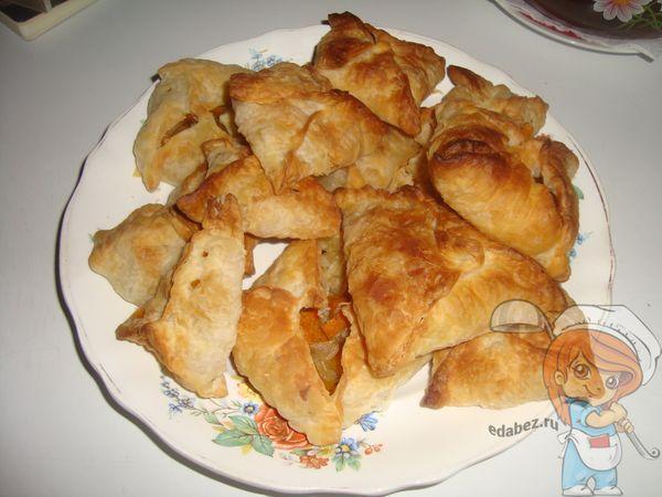 самса с тыквой по узбекски рецепт