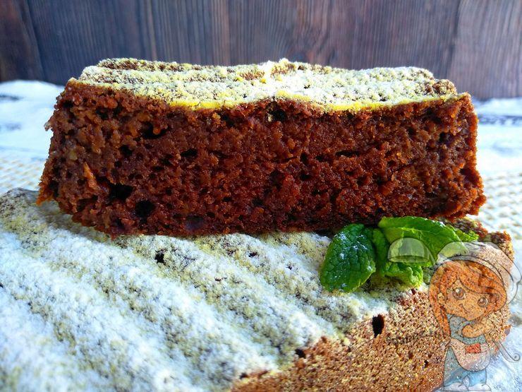 Тыквенный кекс, рецепт с фото