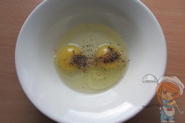 Яйца со специями