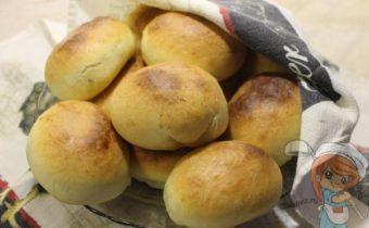 пирожки с картошкой без дрожжей