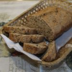 Цельнозерновой хлеб без дрожжей