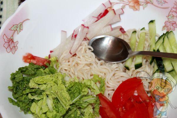 Капелька рисового уксуса