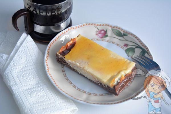 Варшавский сырник рецепт с фото
