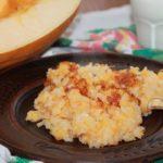 каша из тыквы с рисом на молоке