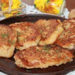 луковые котлеты самый простой и вкусный рецепт