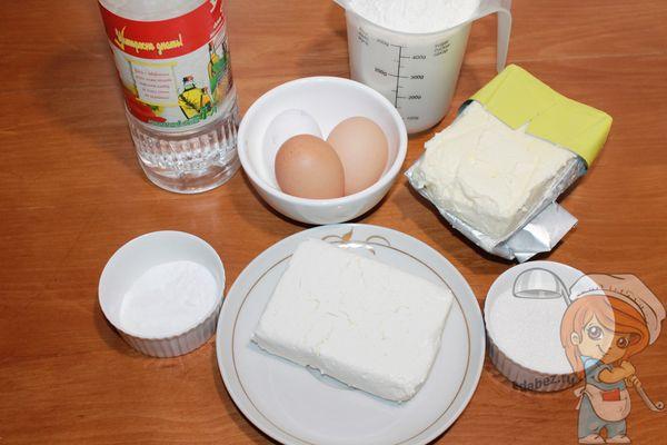 Ингредиенты для шаников