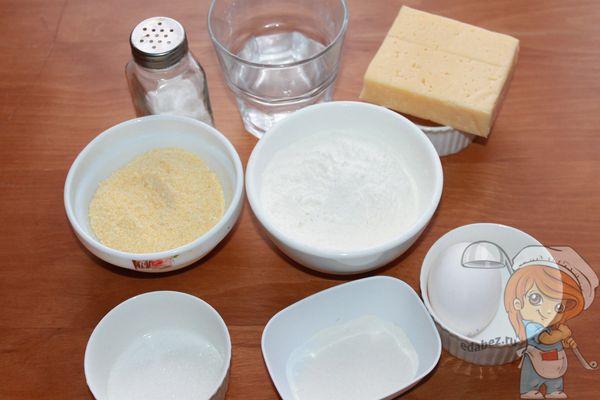 Продукты для лепешек
