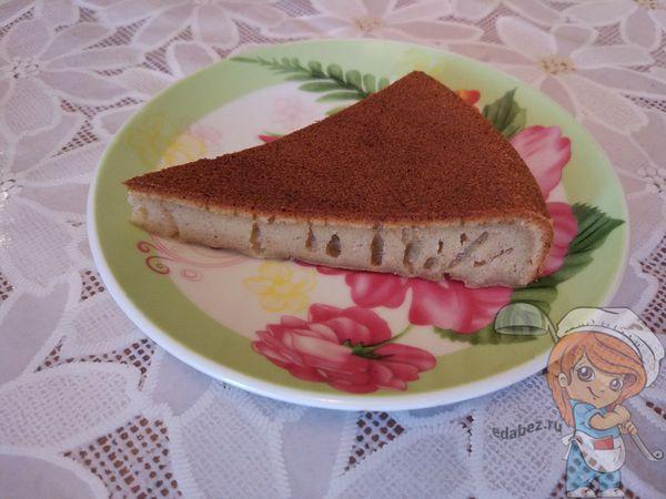 банановый бисквит рецепт с фото