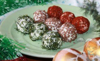 творожные шарики без яиц