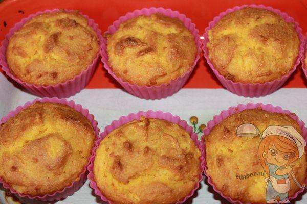 кукурузные кексы рецепт без глютена