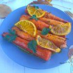 глазированная морковь рецепт в духовке