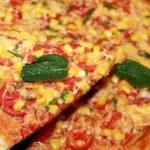 пицца на тесте без дрожжей на воде