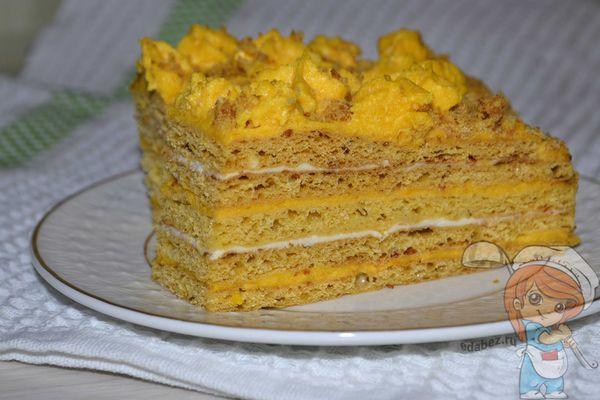 украинский торт пляцок