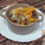 Салат с тыквой и перловкой рецепт