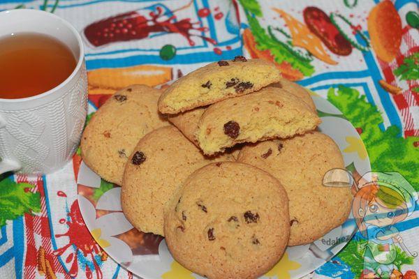 кукурузное печенье в домашних условиях рецепт