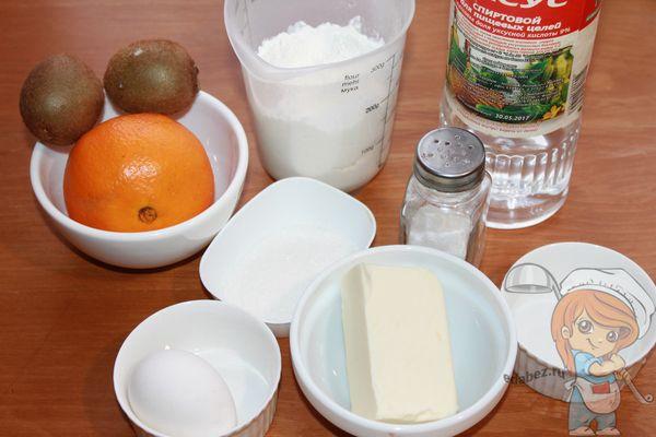 Продукты для тарталеток