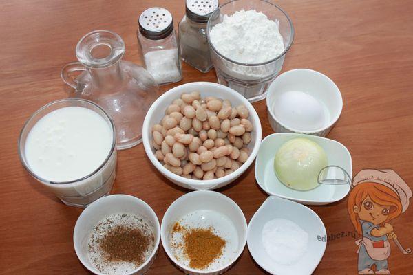 из чего состоит начинка пирога лобиани - ингредиенты