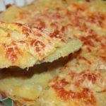 картофельный гратен с сыром. Рецепт французского гратена