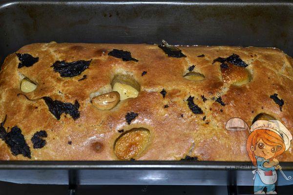 фокачча в хлебопечке