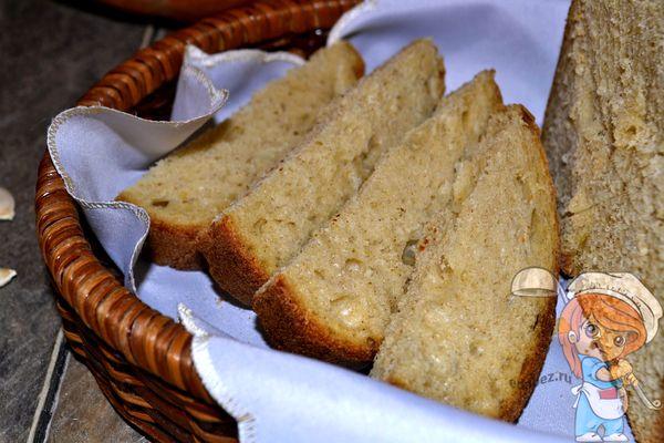 Домашний Хлеб с тыквой вкусно и просто